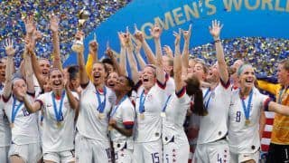 USA Trounce Netherlands 2-1 to Win Fourth FIFA Women's World Cup