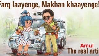 Makhan Khaayenge! Amul Gives Utterly Butterly Tribute to Ayushmann Khurana's Article 15