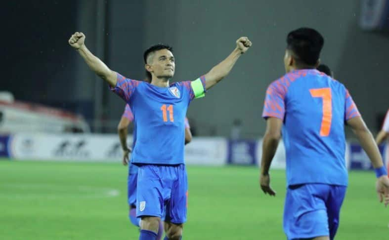 Sunil Chhetri, Indian Football Team, Hero Intercontinental