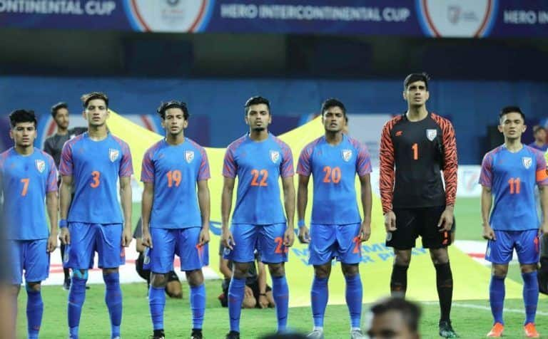 India Gets Easy Draw in Second Round of FIFA World Cup 2022 Qualifier