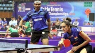 India Begins Commonwealth Table Tennis Championships on Positive Note
