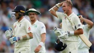 England Restores Pride, Takes Lead of 181 Runs After Second Day's Play Against Ireland in One-Off Test at Lord's
