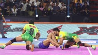 Pro Kabaddi League 2019, Tamil Thalaivas vs Patna Pirates Highlights, TAM vs PAT: Patna Edges Over Thalaivas 24-23 in Low-Scoring Thriller