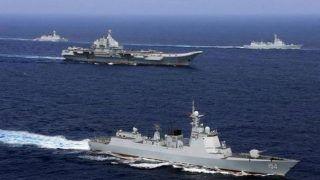 Deepening Military Ties, China Gifts Warship to Sri Lanka