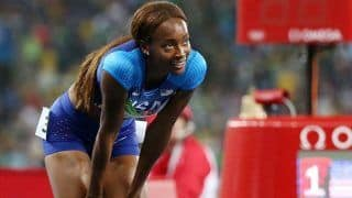 American Sprinter Dalilah Muhammad Breaks World 400m Hurdles Record