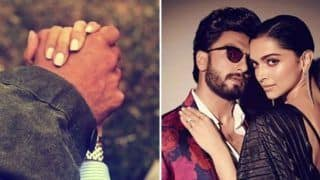 Deepika Padukone Shares Mushy Post For Husband Ranveer Singh And we Are Smitten