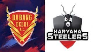 Dream11 Team DEL vs HAR Pro Kabaddi League 2019 - Kabaddi Prediction Tips For Today's PKL Match 14 Dabang Delhi KC vs Haryana Steelers at Sardar Vallabhbhai Patel Indoor Stadium, Mumbai