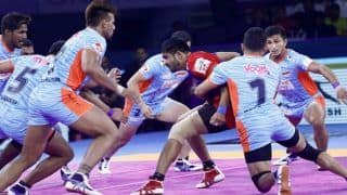Dream11 Team JAI vs BEN Pro Kabaddi League 2019 - Kabaddi Prediction Tips For Today's PKL Match 13 Jaipur Pink Panthers vs Bengal Warriors at Sardar Vallabhbhai Patel Indoor Stadium, Mumbai