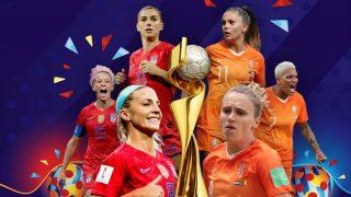 FIFA 2019 Women's World Cup : अमेरिका और नीदरलैंड के बीच आज होगा फाइनल मुकाबला, टीवी, स्मार्टफोन और कंप्यूटर पर ऐसे देखें Live Streaming