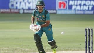 Pakistan Opener Fakhar Zaman Signs T20 Blast Deal With Glamorgan