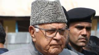 ED Quizzes Farooq Abdullah in JK Cricket Association Money Laundering Case