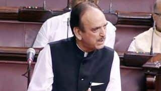 Govt Assured Triple Talaq Bill Would go to Select Committee First, Got it Cleared Instead: Congress Leader Ghulam Nabi Azad