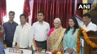 3 Congress Rebels, One BJP MLA Sworn in as Goa Ministers
