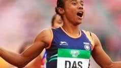 Gold-Girl बन गईं हिमा दास, एक महीने के भीतर जीता पांचवां स्वर्ण पदक