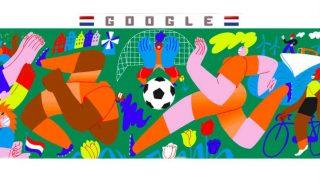Women's World Cup 2019 : अमेरिका और नीदरलैंड के बीच आज खेला जाएगा फाइनल मुकाबला, Google ने बनाया Doodle