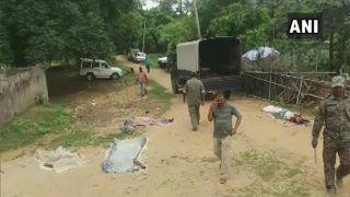 झारखंड में जादू-टोने के संदेह में 10-12 हमलावरों की भीड़ ने पीट-पीटकर चार लोगों की हत्या कर दी