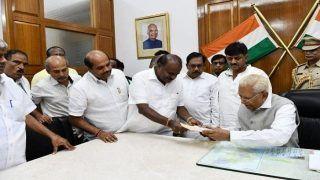 Karnataka Crisis: Kumaraswamy Resigns as Chief Minister After Collapse of Cong-JDS Govt