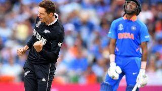 विश्व कप जीतने की उम्मीदें और हुई धूमिल, पांड्या के रूप में भारत ने गंवाया छठा विकेट