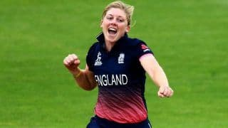 Heather Knight to Lead England Squad For T20I Series Against Australia