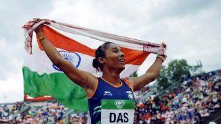 हिमा दास ने पोलैंड में 200 मीटर में स्वर्ण पदक जीता, ताजिंदर पाल सिंह को मिला कांस्य