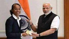 चंद दिनों में हिमा दास ने जीते पांच गोल्ड मेडल, पीएम मोदी ने दी बधाई