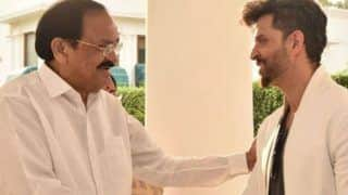 Super 30: Hrithik Roshan-Vikas Bahl Hold Special Screening For Vice President of India M. Venkaiah Naidu