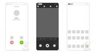 Huawei under-display camera smartphone may come soon; patent filed