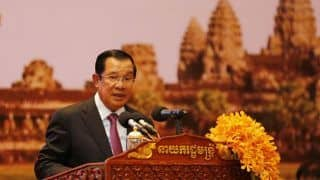 Cambodia Government Denies Signing Secret Naval Base Deal With China