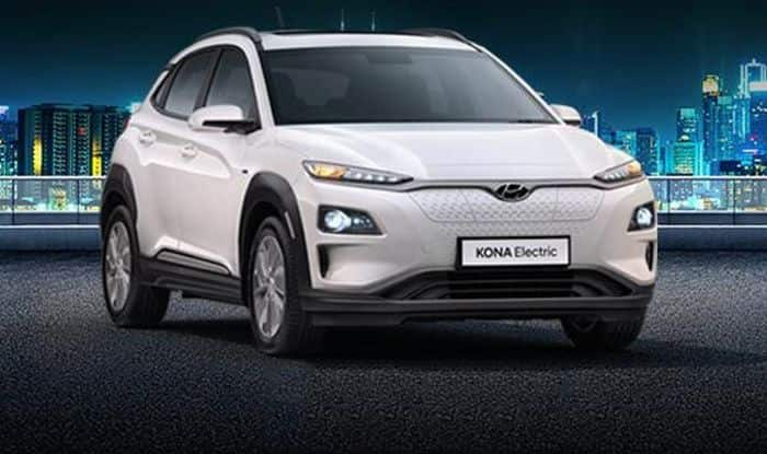 Hyundai Launches SUV Kona in India at Starting Price of Rs