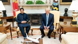 Pakistan PM Imran Khan Dials US President Donald Trump to Discuss Kashmir Just Before UNSC Meet