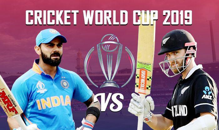 India Vs New Zealand 2019 India vs New Zealand Head to Head ODI Record, IND vs NZ World Cup