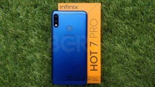 Infinix Hot 7 Pro रिव्यू: 9,999 रुपये में 6GB रैम, लेकिन परफॉर्मेंस?