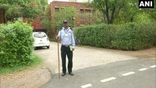 Meet Ramjal Meena, JNU Security Guard Till Now, Set to be JNU Student Soon