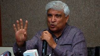 Only I Can Make a Biopic on Sahir Ludhianvi: Javed Akhtar