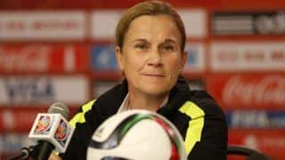 US Coach Jill Ellis to Step Down After Consecutive World Cup Titles