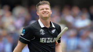 Jimmy Neesham Childhood Coach Breathed His Last as Kiwi All-Rounder Hit Six During ICC Cricket World Cup 2019 Super Over Against England at Lord's