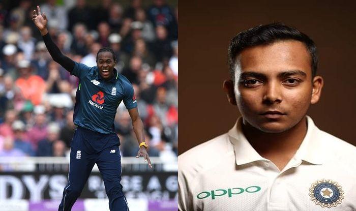 'Kabhi Kabhi Lagta Hai, Archer hi Bhagwan Hai': Pacer's Tweet on Shaw's Doping Ban Goes Viral