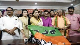 Bengali Actor Rimjhim Mitra, Two Others Join BJP in Presence of WB Party President