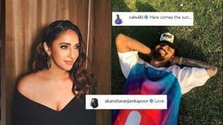 Whats Brewing Between KL Rahul And Alia Bhatt's Friend Akansha Ranjan Kapoor? SEE POST