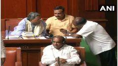 कर्नाटक संकट: राज्यपाल ने HD कुमारस्वामी से कहा- शुक्रवार दोपहर डेढ़ बजे तक साबित करें बहुमत