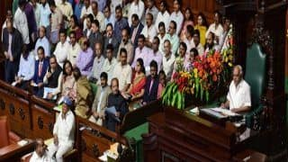 Karnataka Floor Test: Assembly Adjourned, Will Resume For Trust Vote on Monday