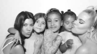 Kim Kardashian Faces Backlash After Her Daughter North West's Picture Wearing Fake Nose Ring Goes Viral