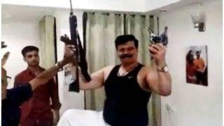 डांस करते उत्तराखंड के MLA कुंवर प्रणव सिंह चैंपियन के वीडियो में दिखीं बंदूकों के लाइसेंस निलंबित