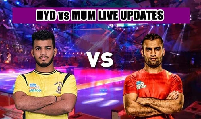 Live Pro Kabaddi League 2019 Telugu Titans Vs U Mumba Live
