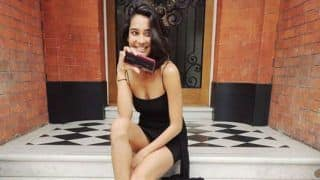 Lisa Haydon 'Zipping-up' And Surfing The Waves Like a Pro Sets Fans Hearts Aflutter
