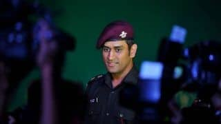 MS Dhoni Keeps His Promise, Begins Training With Indian Army's Parachute Regiment | WATCH VIDEO