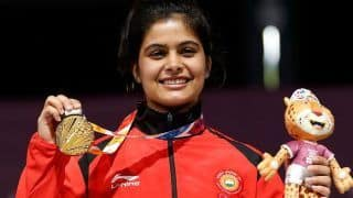 Ace Indian Shooter Manu Bhaker Secures Seat For Political Science in LSR
