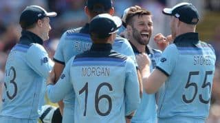 ICC Cricket World Cup 2019 MATCH 41 HIGHLIGHTS: Bairstow, Wood Star as England Thrash New Zealand by 119 Runs to Book Semifinal Spot