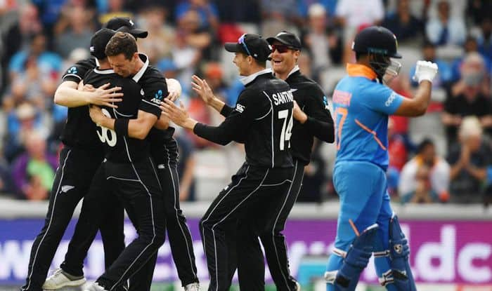 India vs New Zealand Live Cricket Score and Updates, IND vs