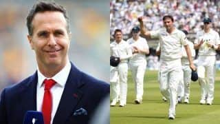 Michael Vaughan Slams England's Embarrassing Batting Order Collapse Against Ireland at Lord's in One-Off Test